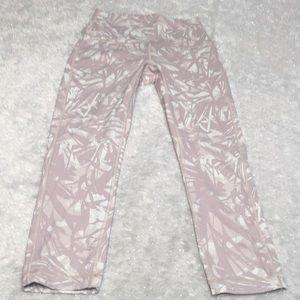 Lululemon mauve leggings- sz 4